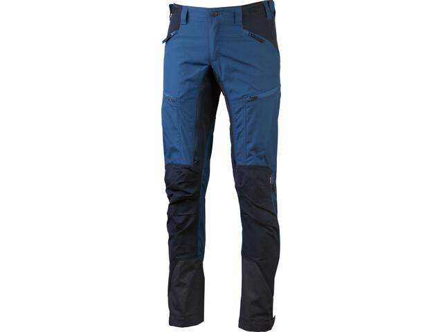 Lundhags Makke Pantalones Hombre, azul